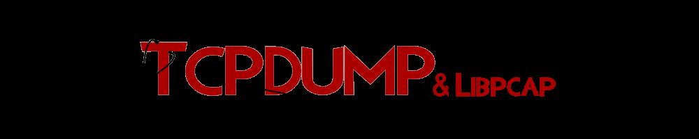 Tcpdump and libpcap logos