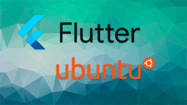 flutter and ubuntu